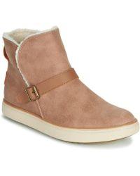 Skechers - Keepsakes 2.0 Women's Mid Boots In Brown - Lyst