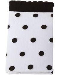 Leg Avenue Socken Socke mittelhoch - Nylon - Spots and dots anklets - Mehrfarbig