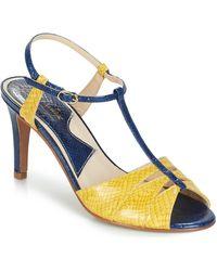 Ippon Vintage Sandales - Bleu
