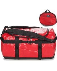 The North Face Base Camp Duffel S Travel Bag - Red