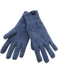 Jack & Jones Jack Jones Guantes LEON guantes hombre gris