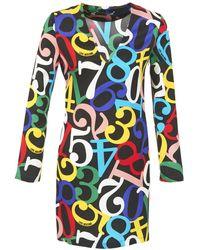 Love Moschino Robe - Multicolore