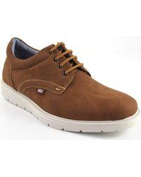 Xti Chaussure 34223 cuir Chaussures - Marron