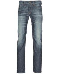 DIESEL Straight Jeans Safado - Blauw