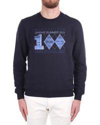 Ballantyne Jersey SMW131 UCT57 - Azul