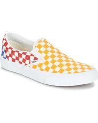 Multicolor En Chaussures Classic Slip Femmes On bf6yg7