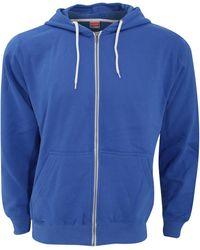 Fleur du Mal Sweat-shirt TZ001 - Bleu