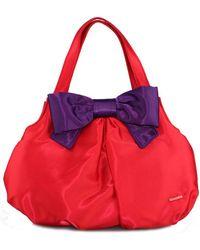 Camomilla - Lazo Fiesta Women's Bag In Red - Lyst