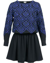 Manoush Robe - Bleu
