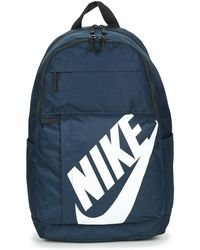 5bba57097117 Nike Hayward Futura Women s Backpack In Blue in Blue for Men - Lyst
