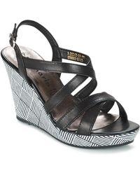 Tamaris - Bara Women's Sandals In Black - Lyst