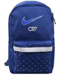 Nike Rugzak Cr Backpack Ba6409-492 - Blauw
