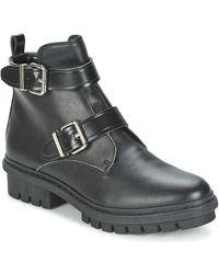 ALDO ANNE femmes Boots en Noir