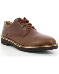 Kickers Tracy hommes Chaussures en Marron