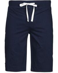 Polo Ralph Lauren Korte Broek Slim Short - Blauw
