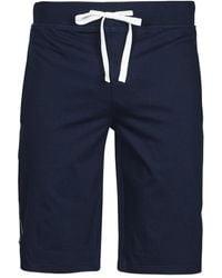 Polo Ralph Lauren Pantaloni Corti Slim Short - Blu