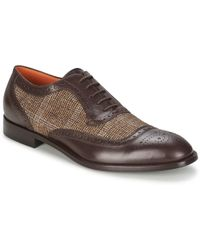 Etro - E173 Men's Smart / Formal Shoes In Brown - Lyst