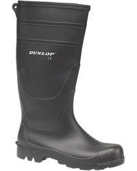 Dunlop Universal Bottes - Noir