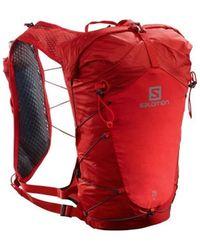 Salomon Xa 15 Backpack - Red