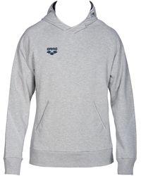 Arena Sweater Tl Sweat Hoodie - Grijs