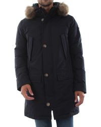 AT.P.CO - A193NERONE301 NC005 Parka - Lyst