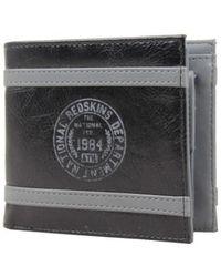 Redskins - Sacoche Porte monnaie Noir et gris - Lyst