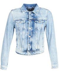 Pepe Jeans Core Jacket Veste en Jean - Bleu
