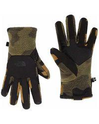 The North Face M Denali Etip Glove - Guantes Hombre Gants - Vert