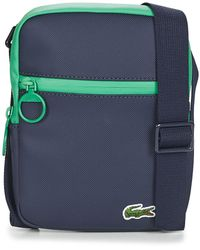 Lacoste Bolso LCST SMALL - Azul