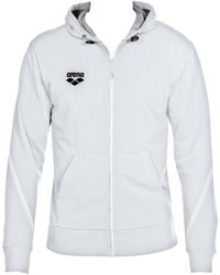 Arena Sweaters Tl Hooded Jacket - Blauw