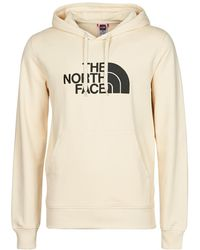 The North Face Jersey LIGHT DREW PEAK PULLOVER HOODIE - Neutro