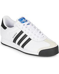 adidas Sneaker SAMOA - Weiß
