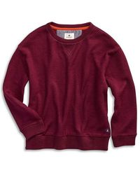 Sperry Top-Sider - Women's Crew Neck Sweatshirt - Lyst