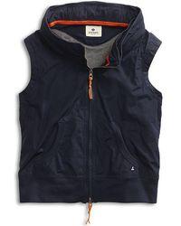 Sperry Top-Sider - Women's Hide-away Hoodie Vest - Lyst