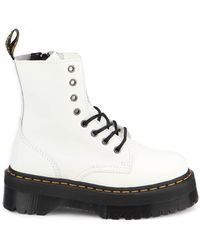 Dr. Martens - Jadon Polished Boot - Lyst