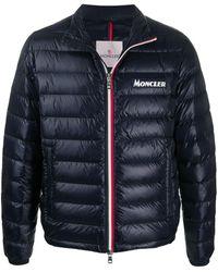 Moncler Padded Jacket - Blue