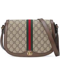 Gucci Ophidia GG Shoulder Bag - Multicolour