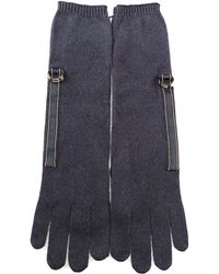 Brunello Cucinelli Gloves - Blue