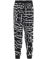 Michael Kors Logo Trousers - Black