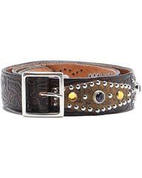 Golden Goose Deluxe Brand Belt Loretto - Brown