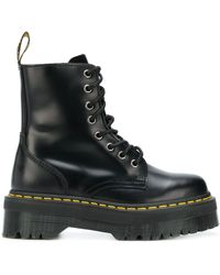 Dr. Martens Jadon 8-eye Boot - Black