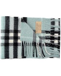 Burberry Exploded Check Cash Scarf 127x20 - Multicolour