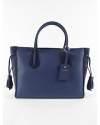Longchamp | Penelope Soft Bag M | Lyst