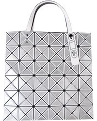 aba7036a8a Lyst - Bao Bao Issey Miyake Lucent Matte Tote in White