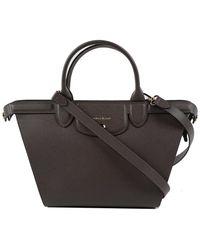 Longchamp - Le Pliage Heritage Handle Bag M - Lyst