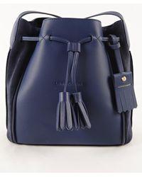 Longchamp - Penelope Soft Bucket Bag - Lyst