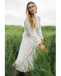 Spirit & Grace Alice Wrap Dress - Multicolour
