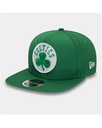 KTZ Casquette NBA Boston Celtics Featherweight 9Fifty vert
