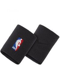 Nike Poignet éponge NBA LogoMan Noir