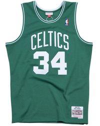 Mitchell & Ness Maillot NBA Paul Pierce Boston Celtics 2007-08 Hardwood Classics swingman Vert